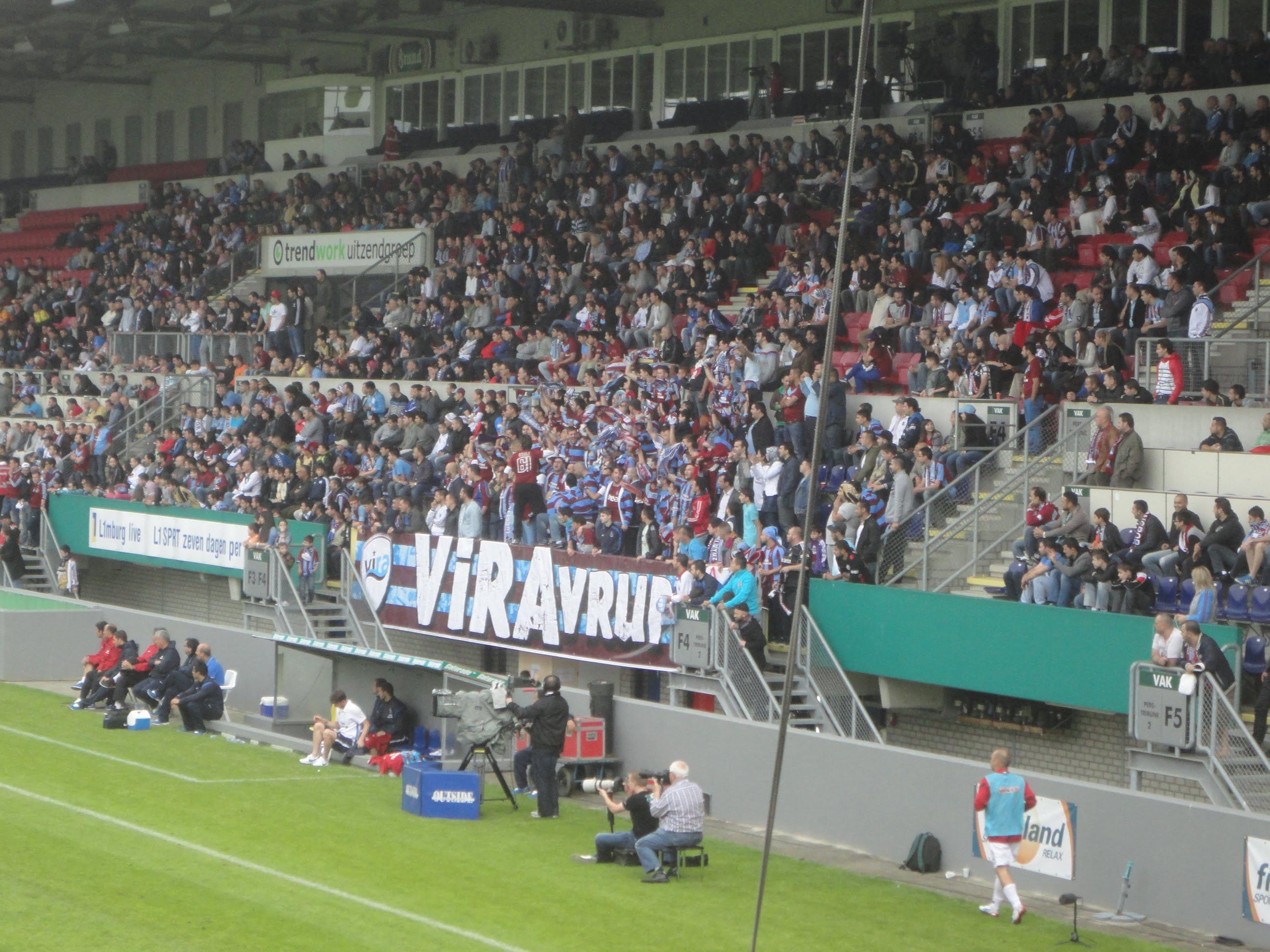 Oefenen in de TWA: Trabzonspor vs. Standard de Liège
