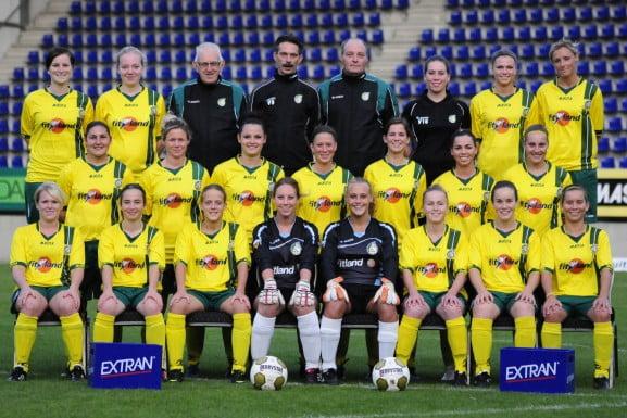 fortuna-dames-elftalfoto