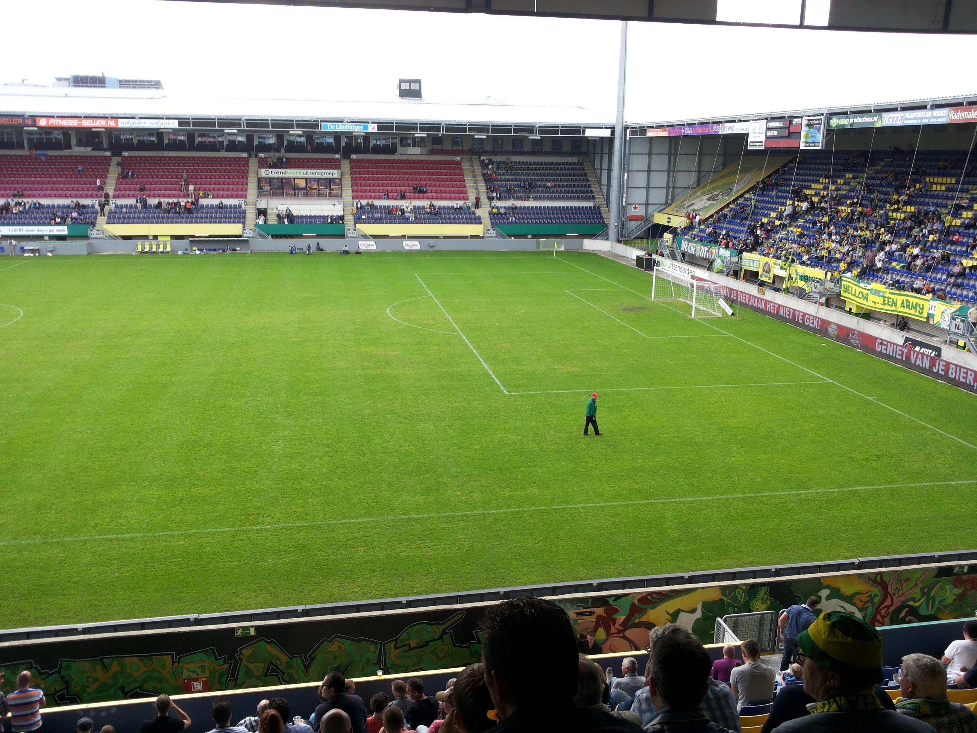 Fortuna Sittard 5 Helmond Sport 2