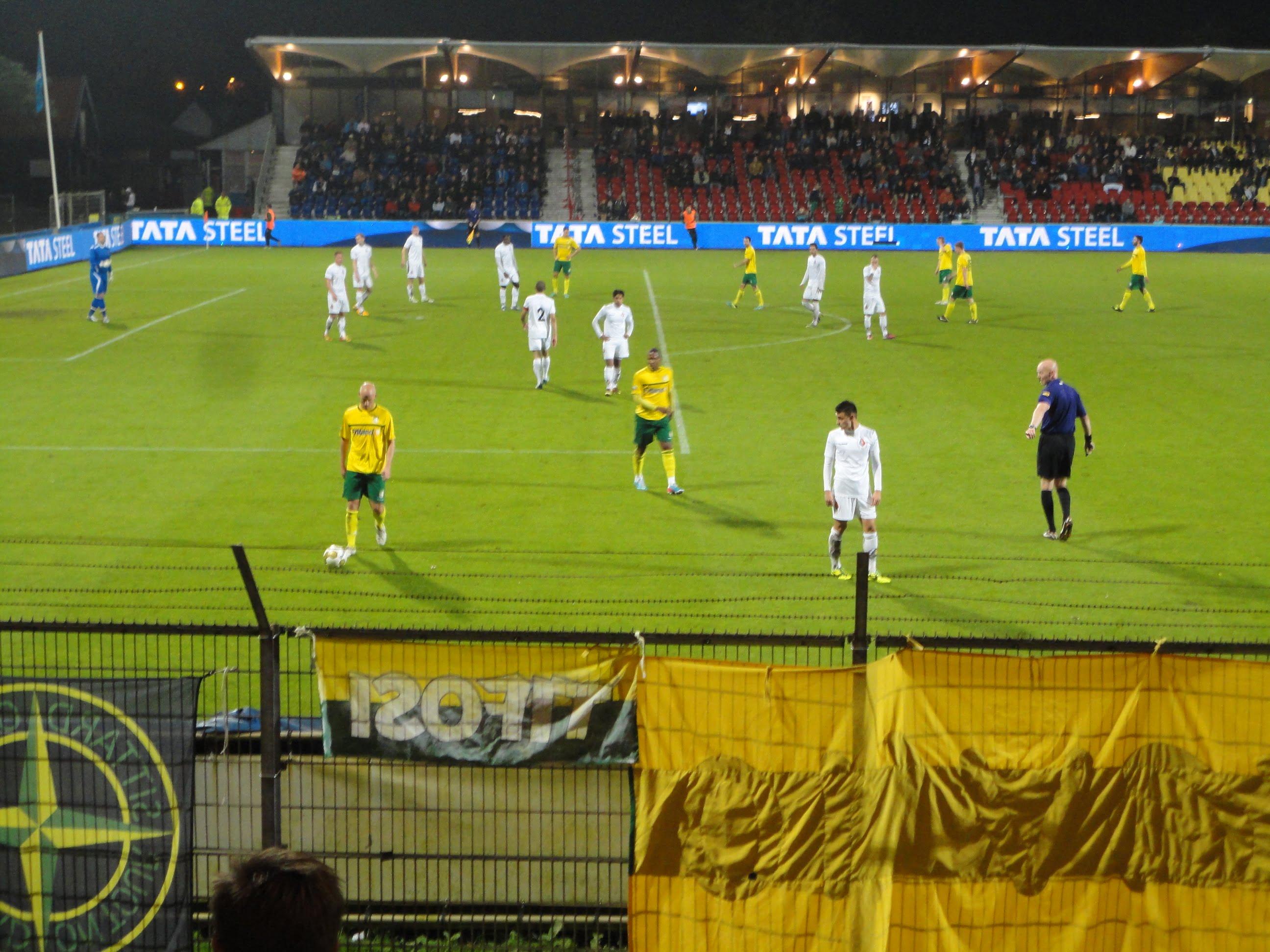 SC Telstar 0 Fortuna Sittard 0