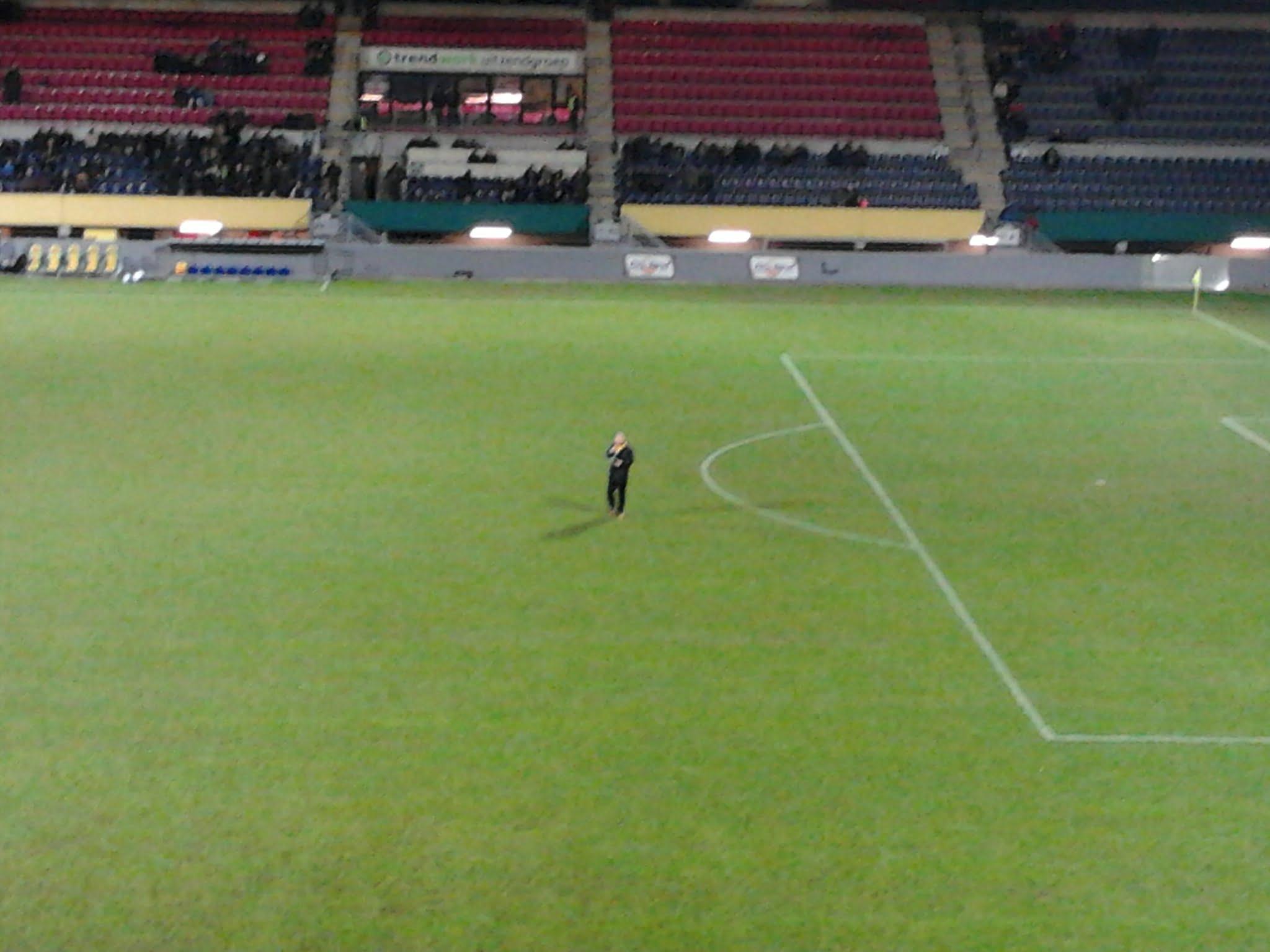 Fortuna Sittard 0 FC Dordrecht 1