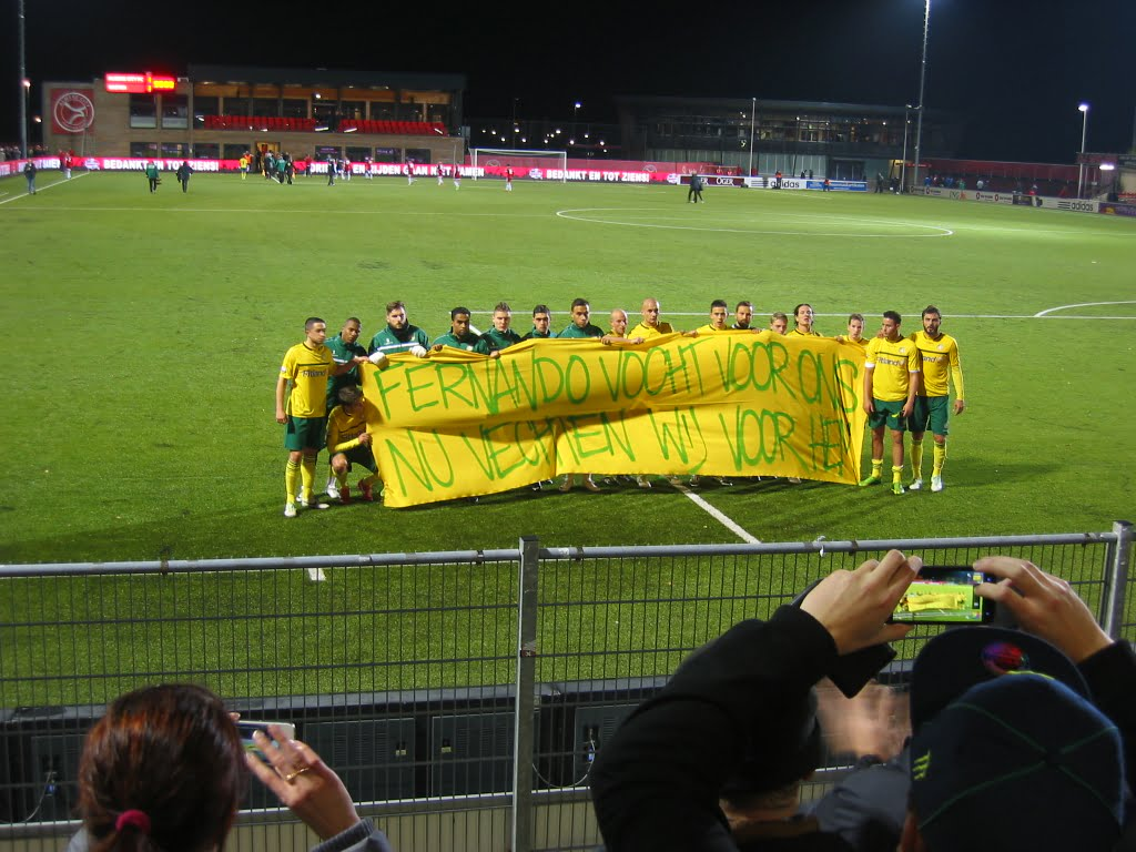 Almere City FC 1 Fortuna Sittard 1