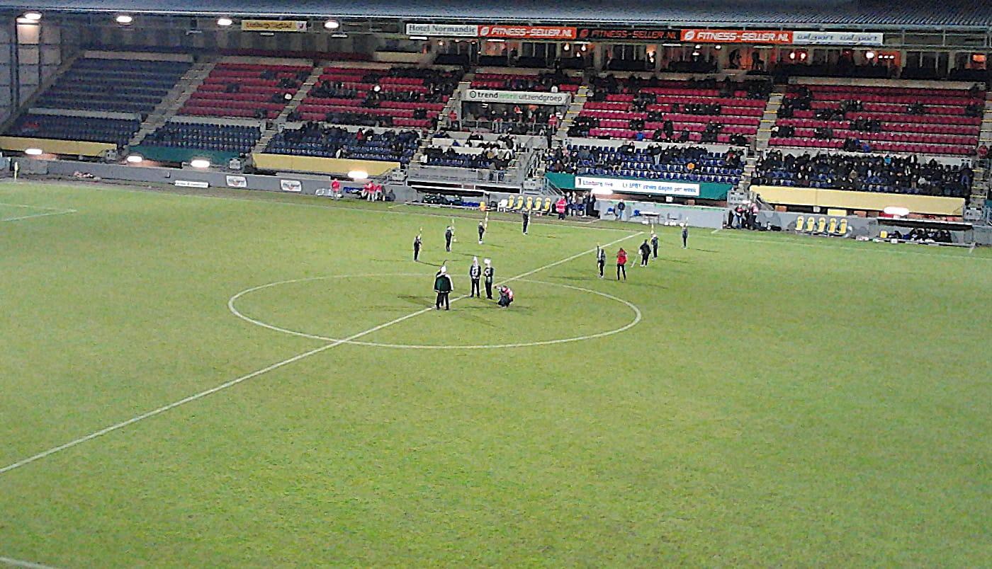 Fortuna Sittard 1 FC Den Bosch 2