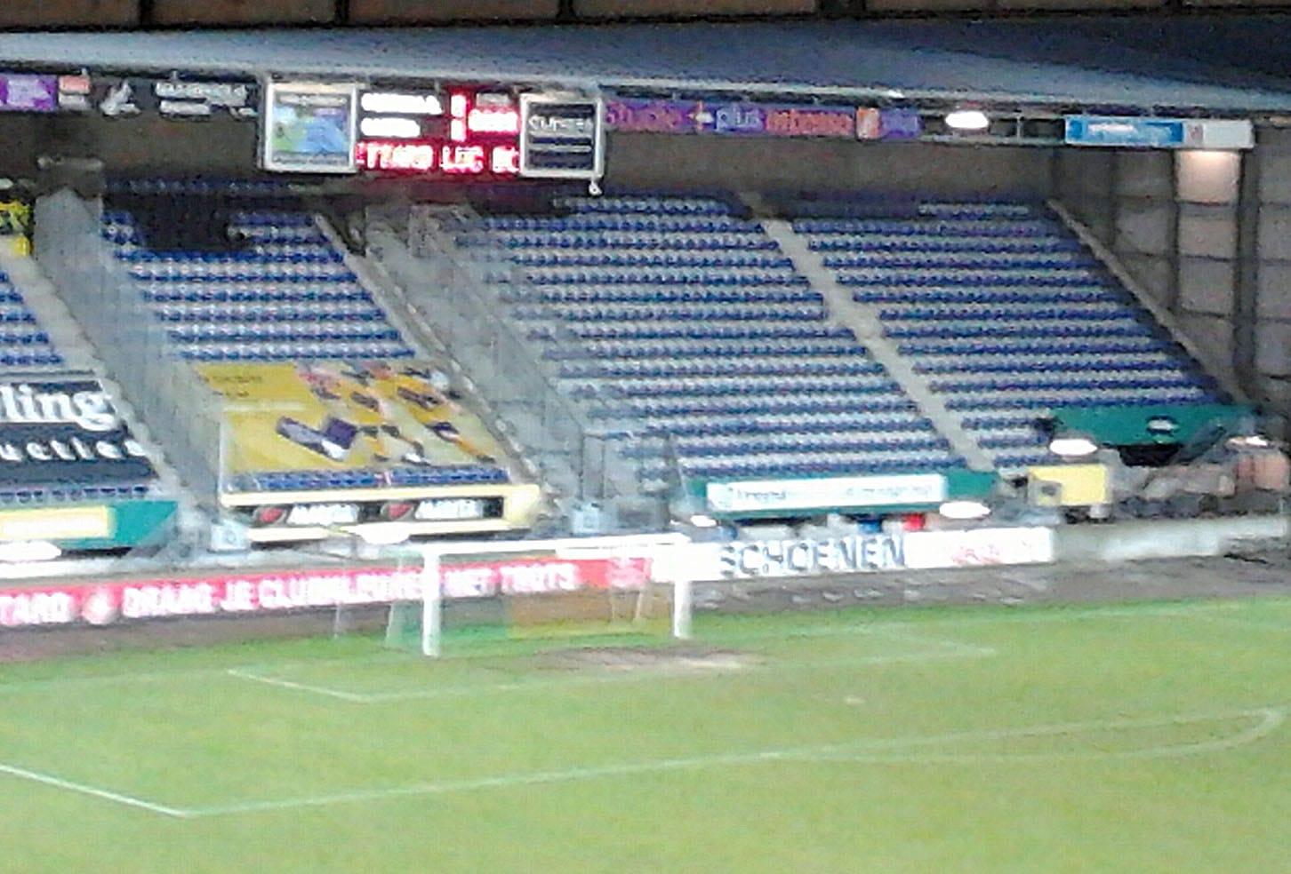 Fortuna Sittard 5 SC Telstar 0