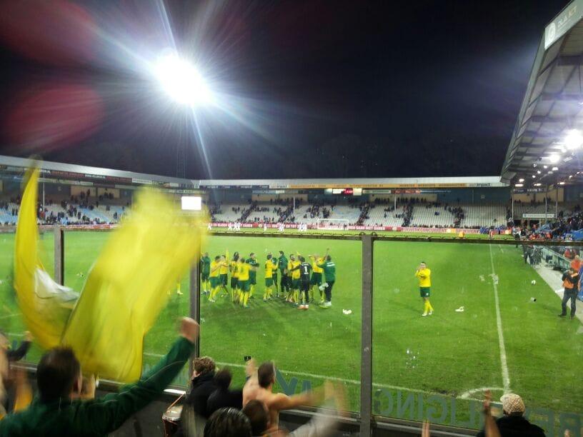 Stadion De Vijverberg en Fortuna Sittard