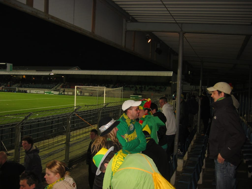 FC Dordrecht 1 Fortuna Sittard 1