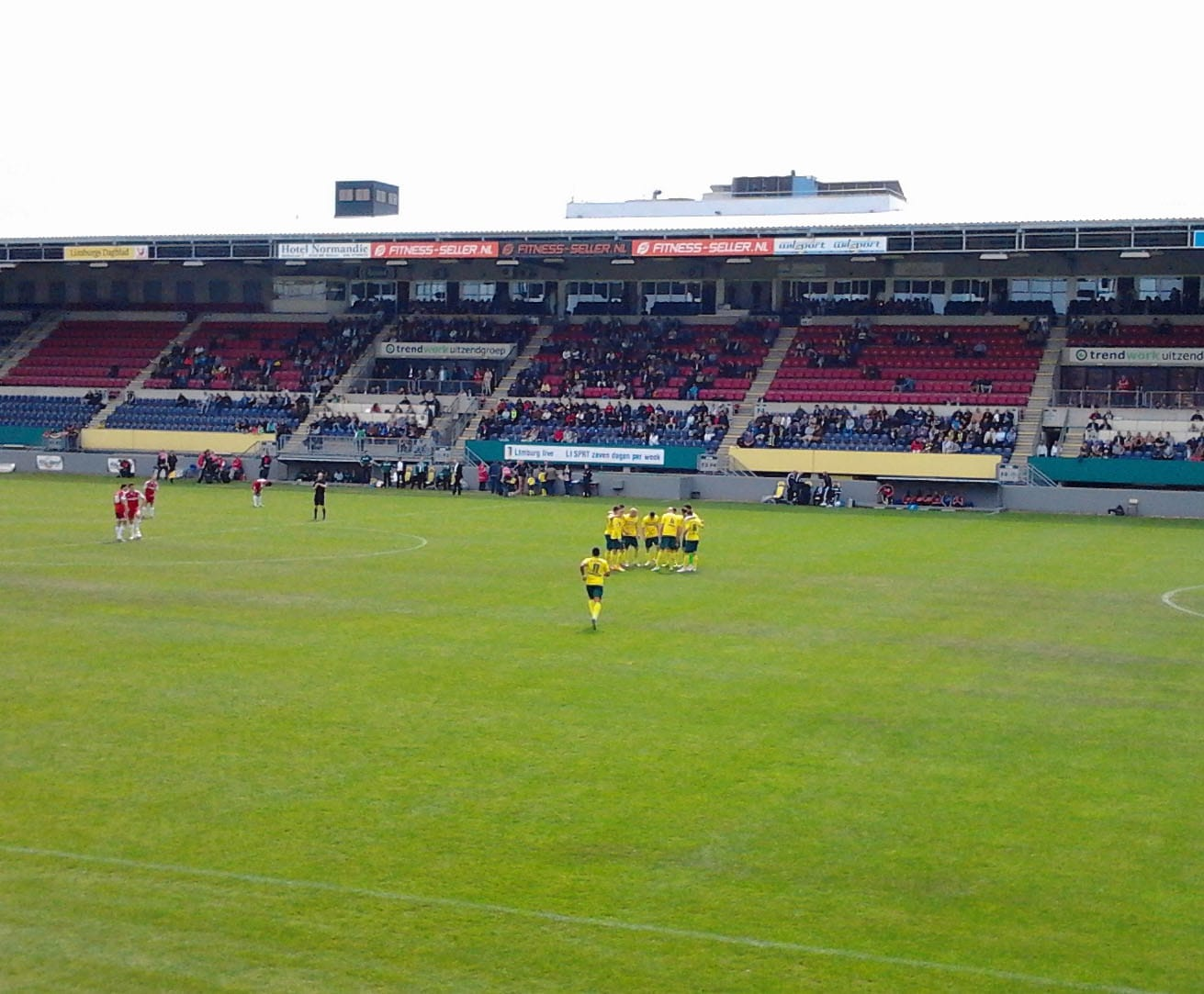 Fortuna Sittard 3 Almere City 0
