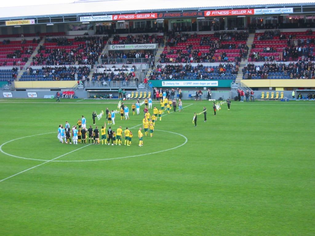 Fortuna Sittard 2 VVV-Venlo 1