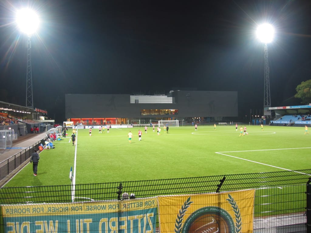 Jong PSV 1 Fortuna Sittard 1