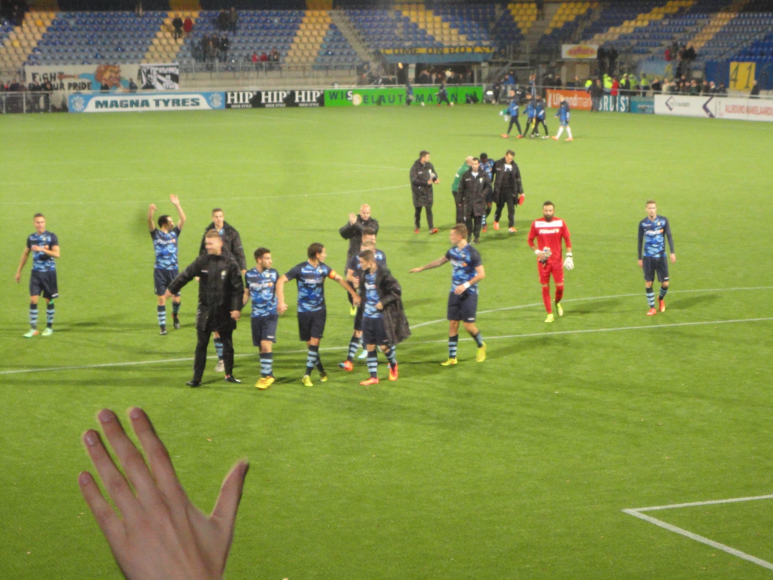 RKC Waalwijk 0 Fortuna Sittard 2