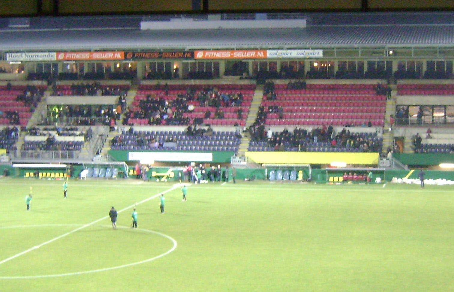 Fortuna Sittard 0 NEC 3