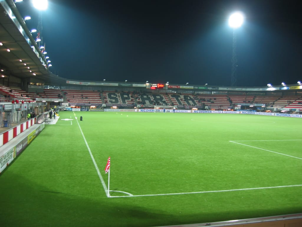 Sparta Rotterdam 3 Fortuna Sittard 0