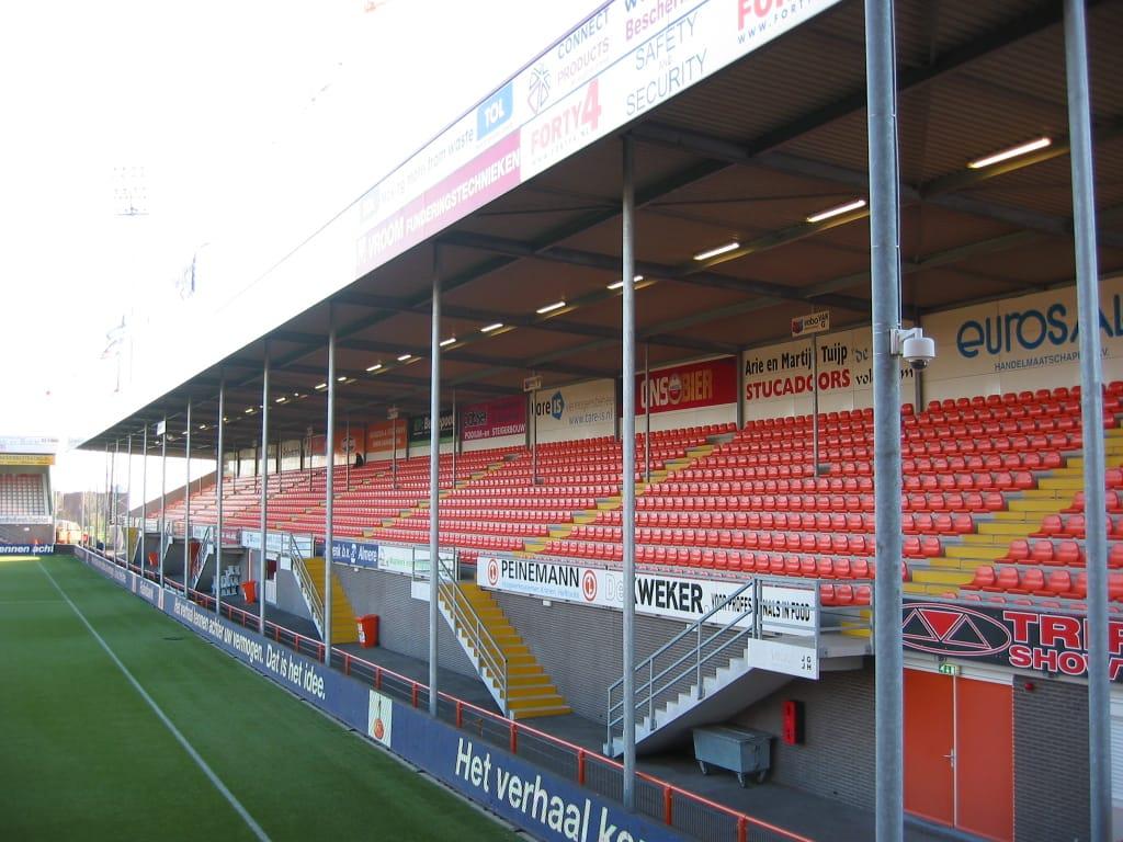 FC Volendam 2 Fortuna Sittard 4