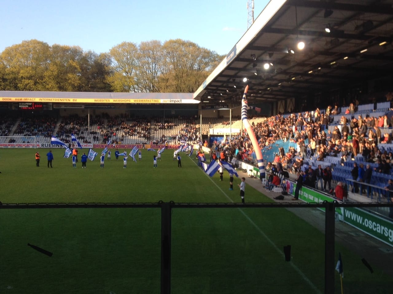 De Graafschap 3 Fortuna Sittard 0