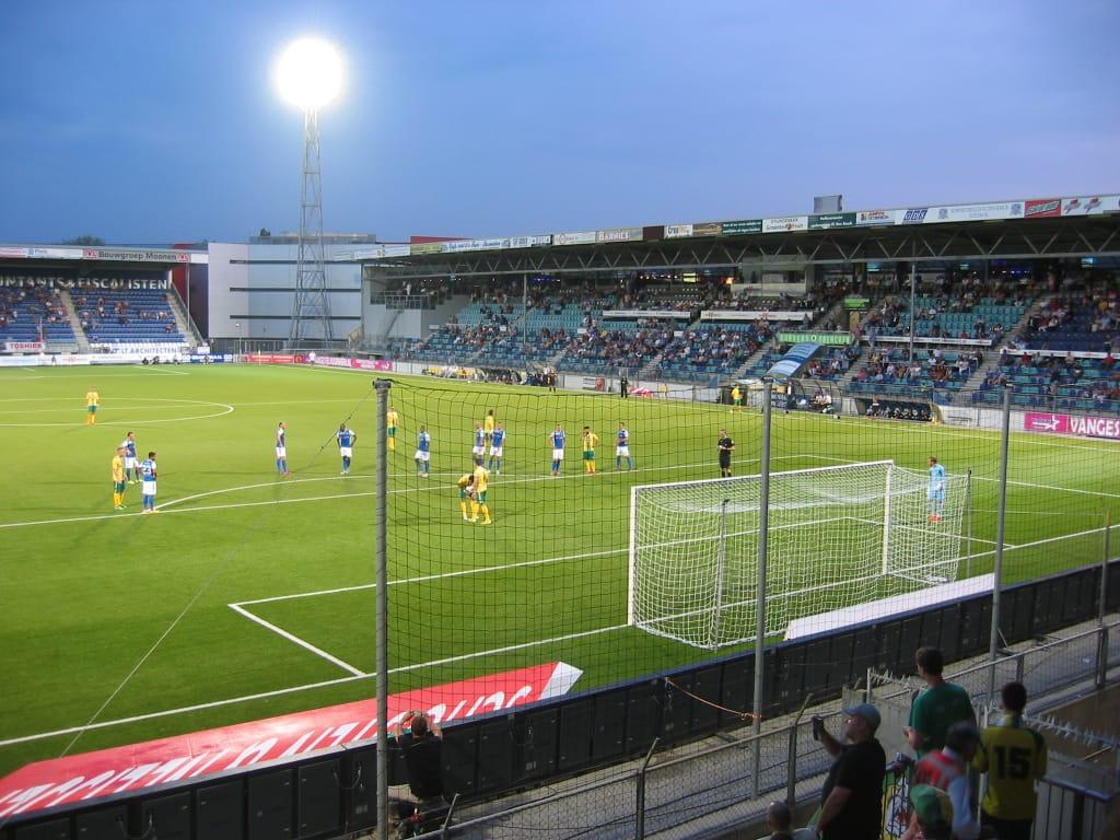 FC Den Bosch 2 Fortuna Sittard 2