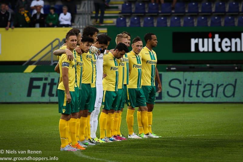 Fortuna Sittard 0 FC Volendam 6