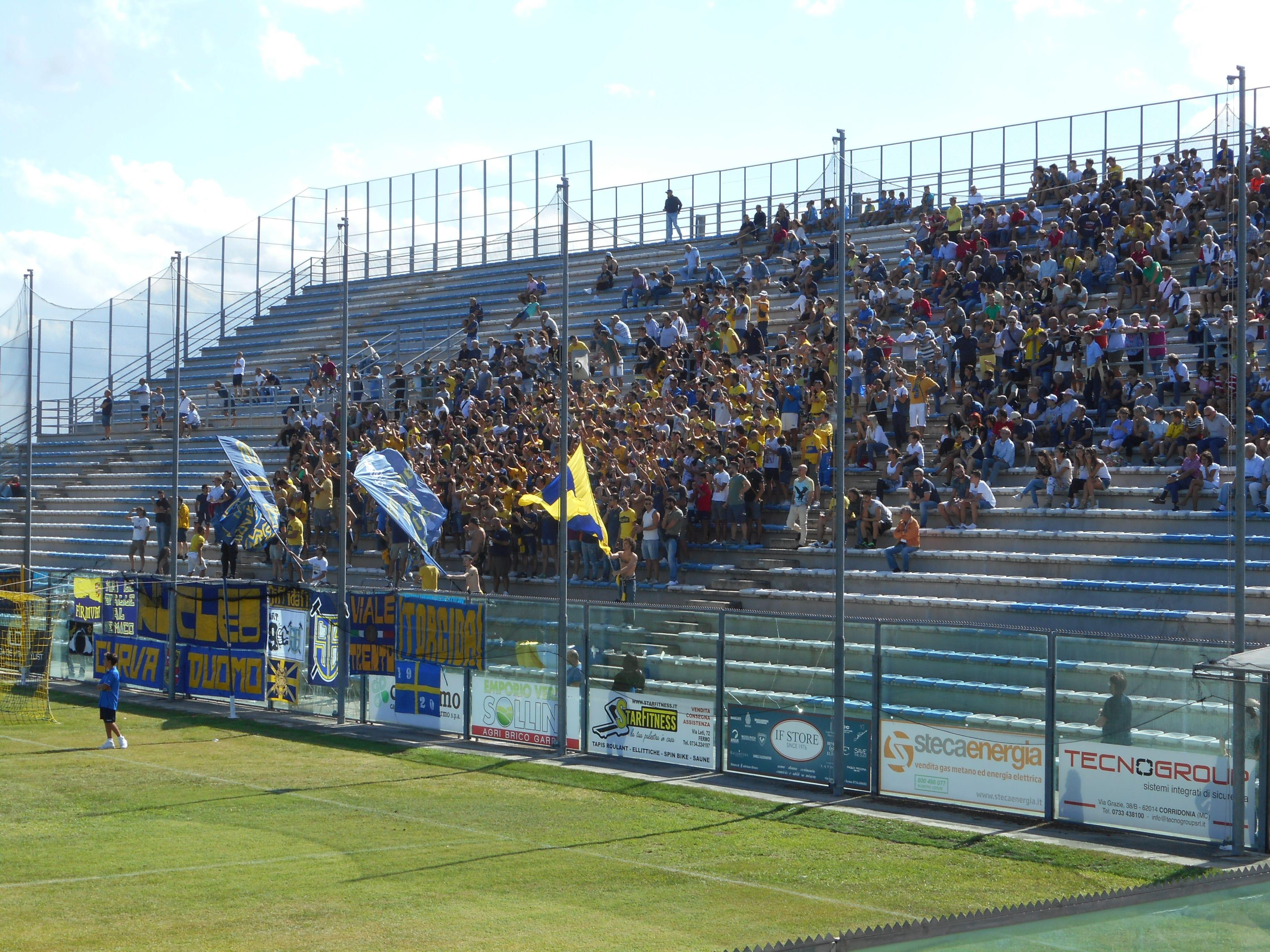 Op bezoek in de Serie D: F.C. Fermana – S.S. Sambenedettese