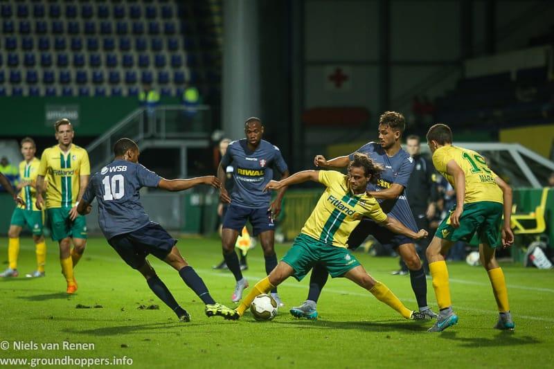 Fortuna Sittard 0 FC Dordrecht 5