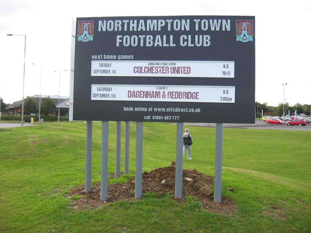 Hospitality at Northampton