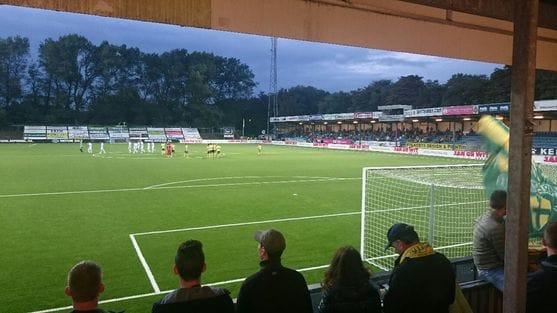 SC Telstar 3 Fortuna Sittard 0