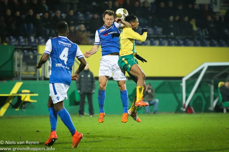 Fortuna Sittard 1 FC Den Bosch 1