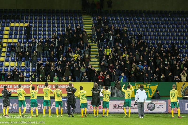 Fortuna Sittard 3 Helmond Sport 0