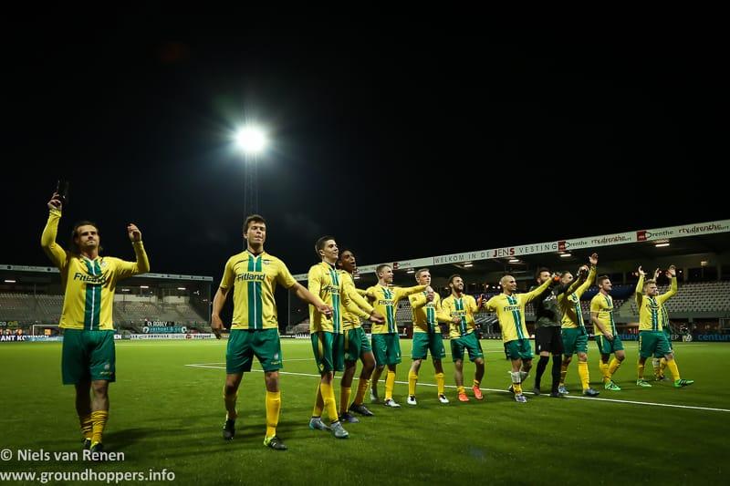 FC Emmen 1 Fortuna Sittard 2