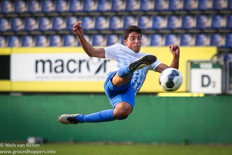 Málaga CF 2 'Team VDV' 0