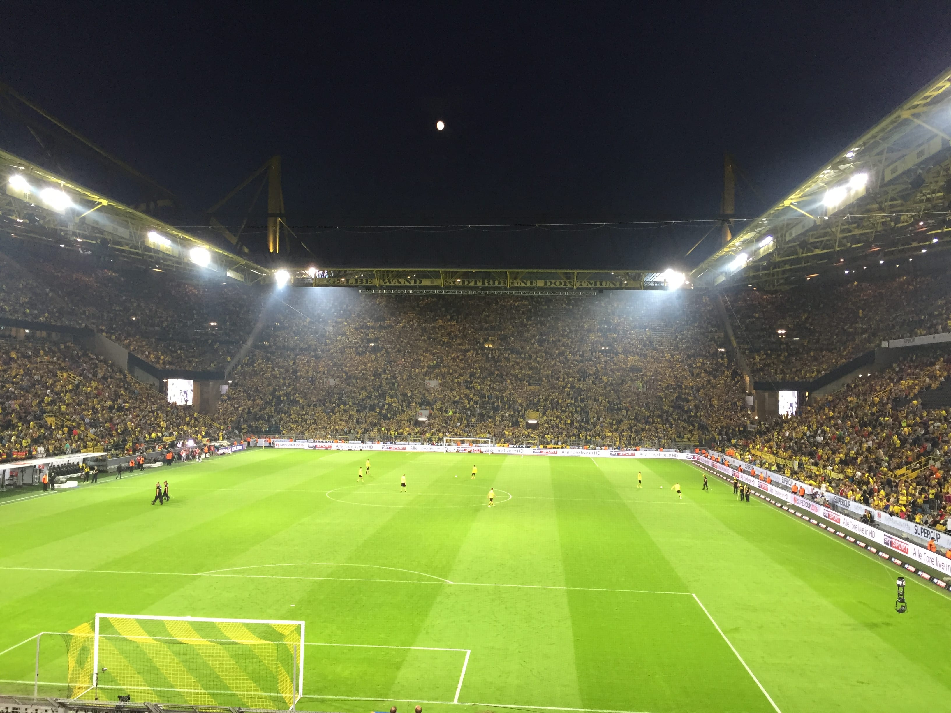 BVB 08 0 Bayern München 2