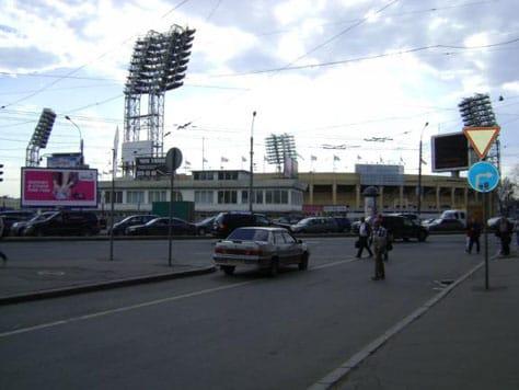 «Динамо» СПб vs «СКА-Энергия» Хабаровск