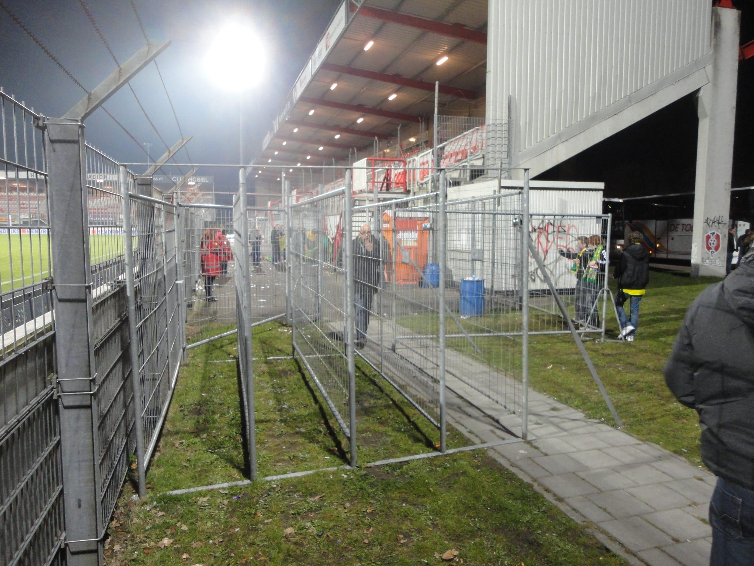 FC Oss 1 Fortuna Sittard 3