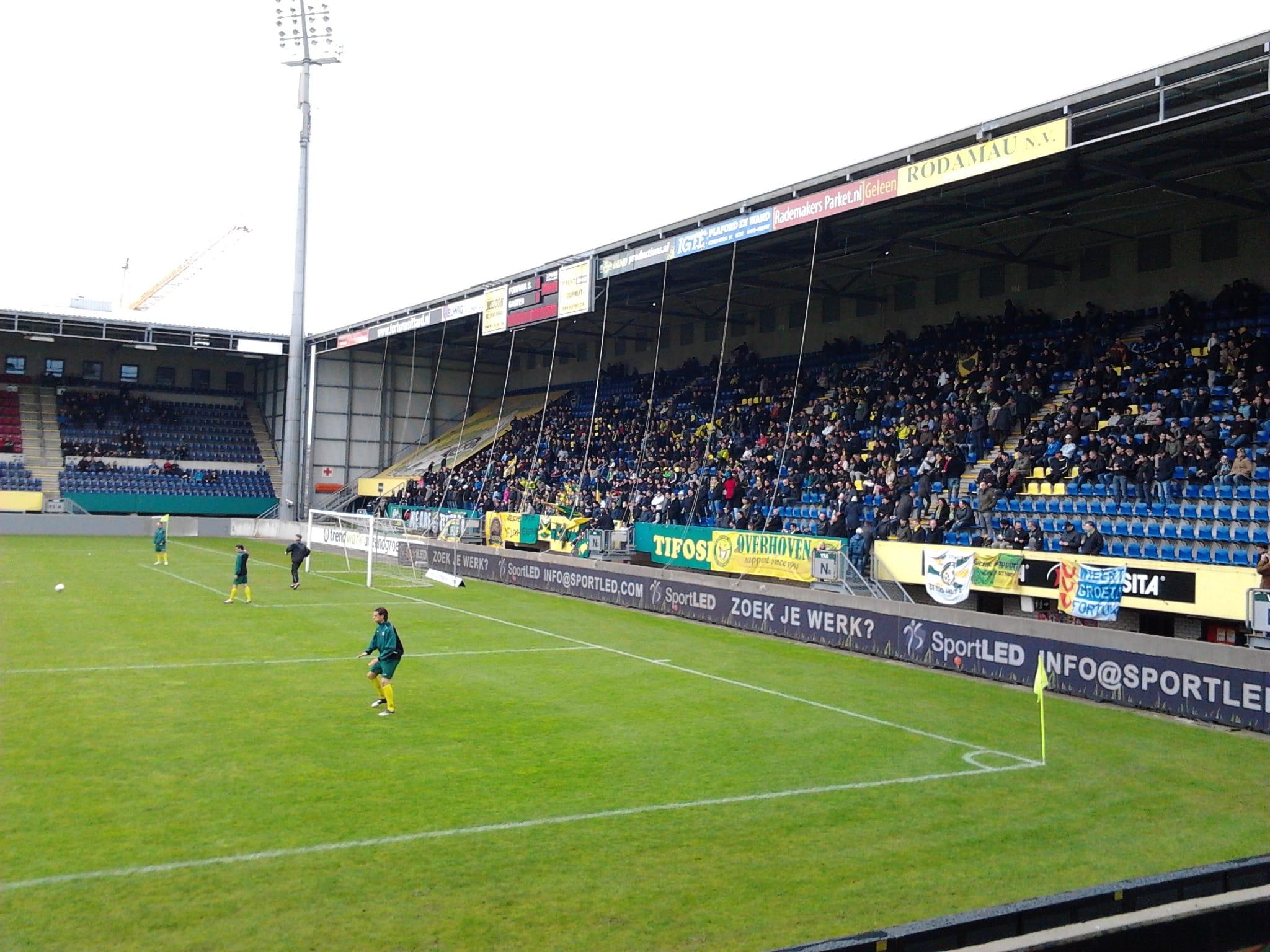 Fortuna Sittard 0 FC Zwolle 1