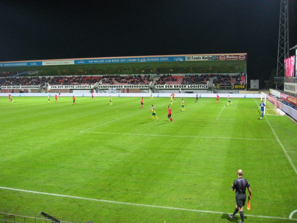 Helmond Sport 2 Fortuna Sittard 2