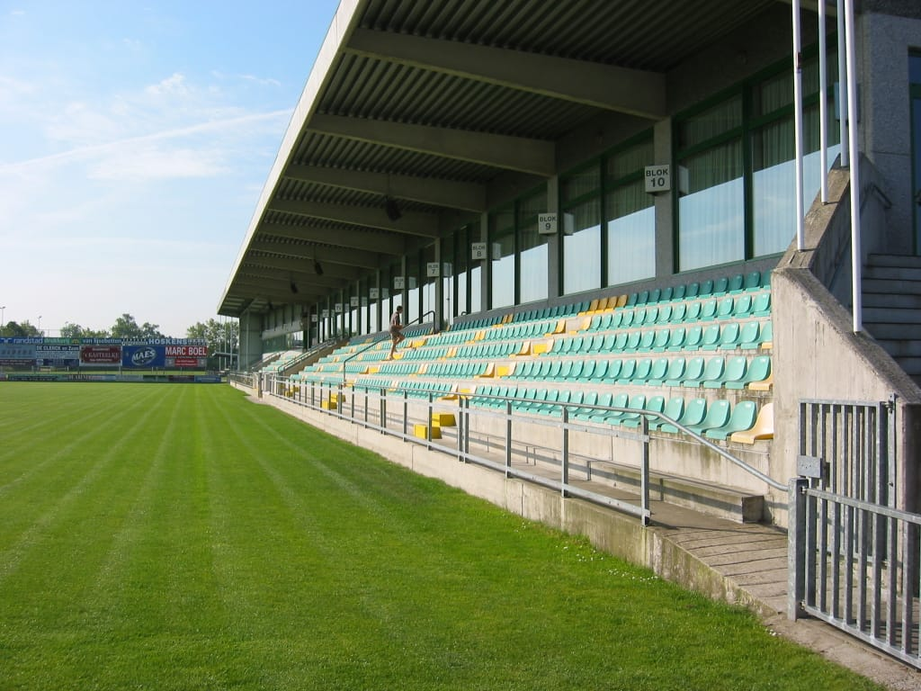 Eindronde in 3e klasse: SK Sint Niklaas – KV Turnhout