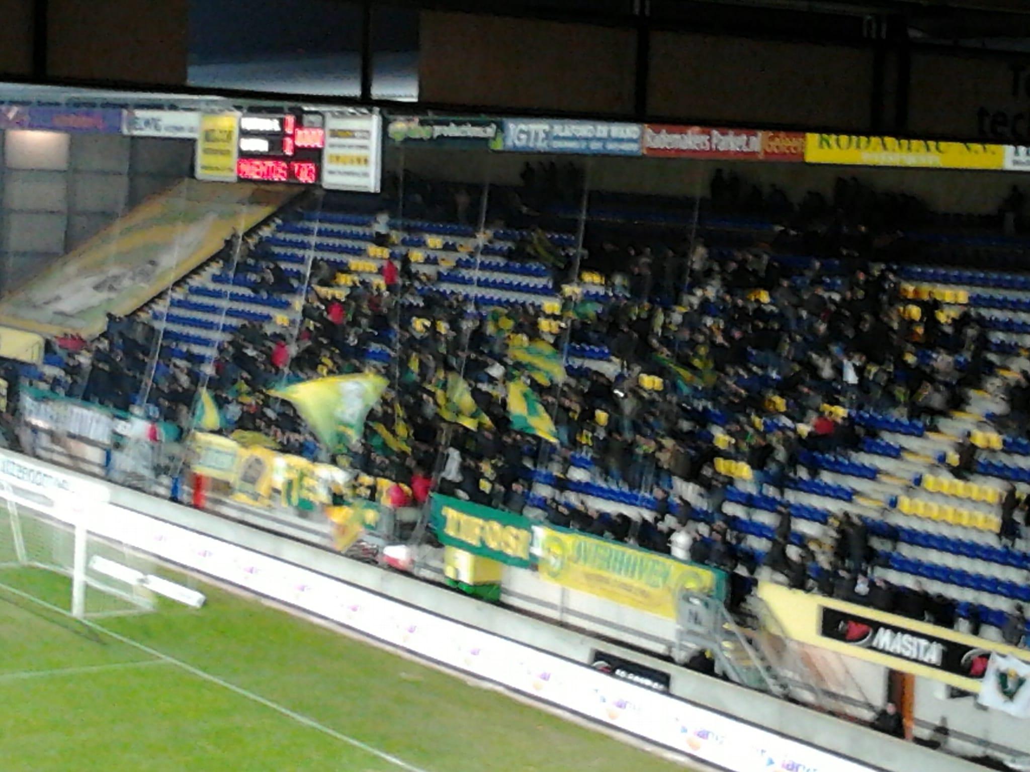Fortuna Sittard 0 FC Oss 1