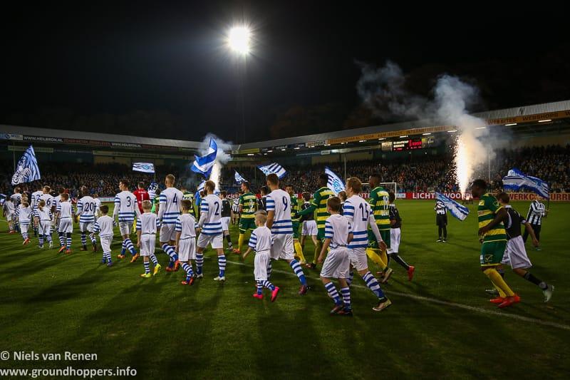 De Graafschap 5 Fortuna Sittard 0