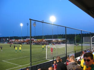 Almere City 0 Fortuna Sittard 0