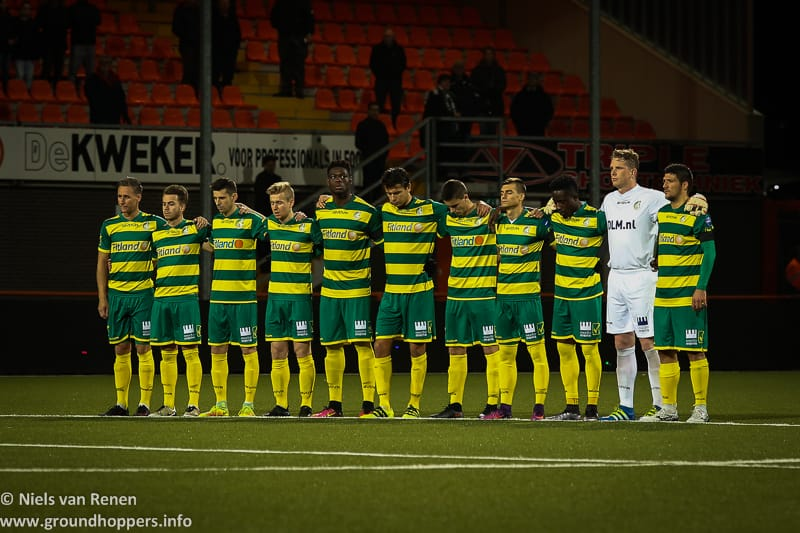 Bus- / autoreis naar FC Volendam