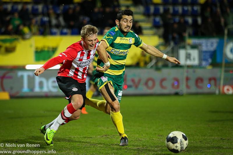Fortuna Sittard 0 Jong PSV 0