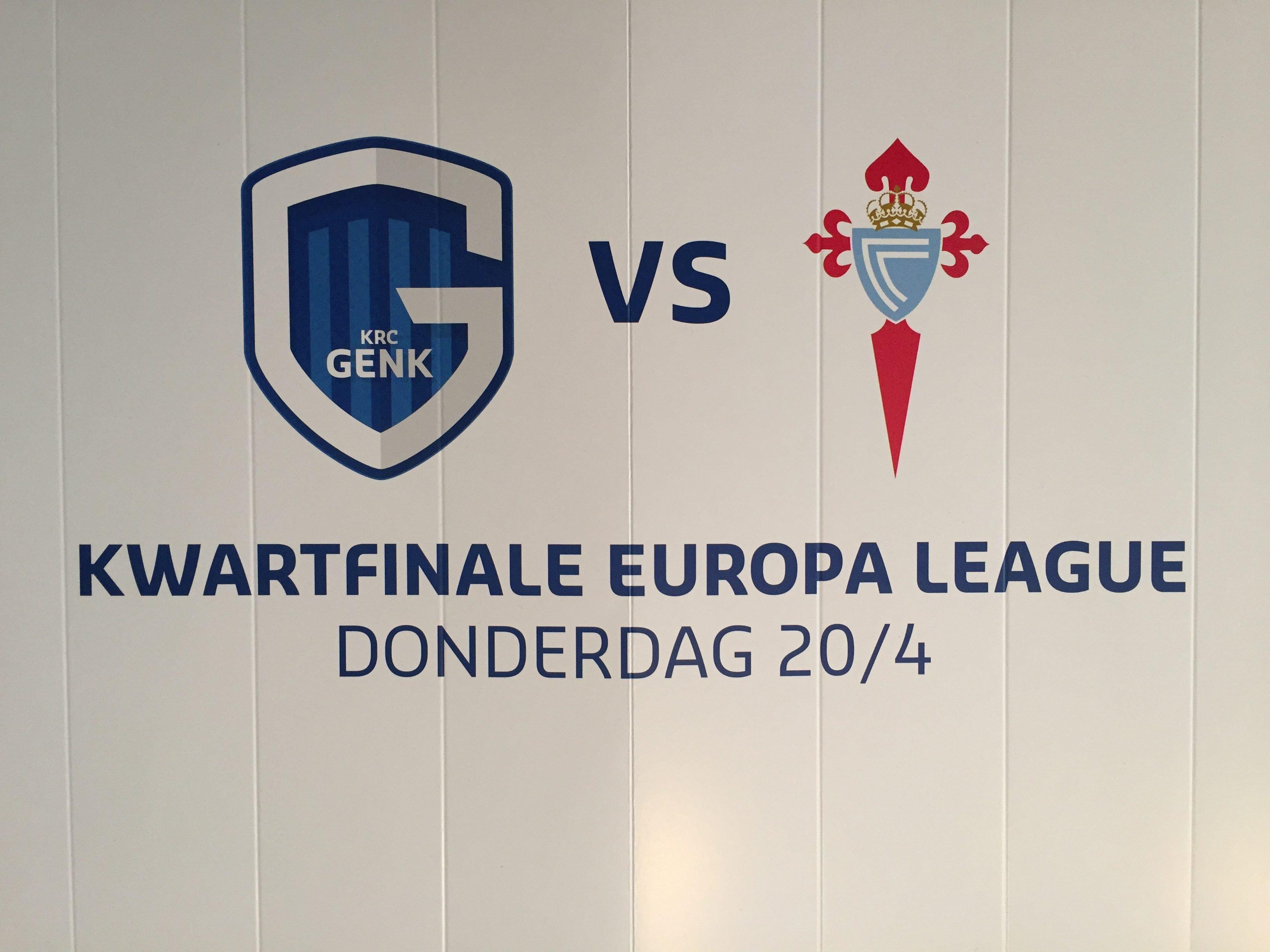 KRC Genk 1 RC Celta de Vigo 1
