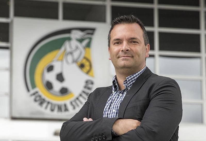 Claudio Braga tijdelijke vervanger Oliseh