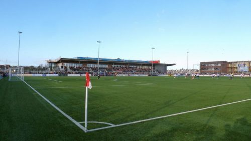Opstelling tegen VV Noordwijk