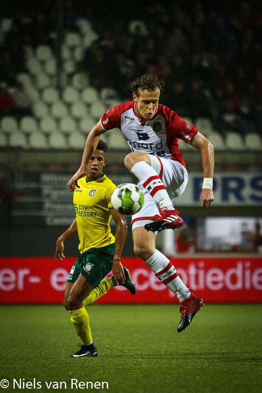FC Emmen 0 Fortuna Sittard 0