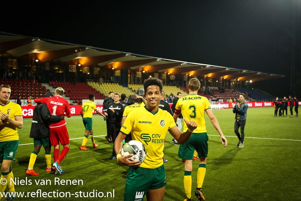 SC Telstar 0 Fortuna Sittard 6