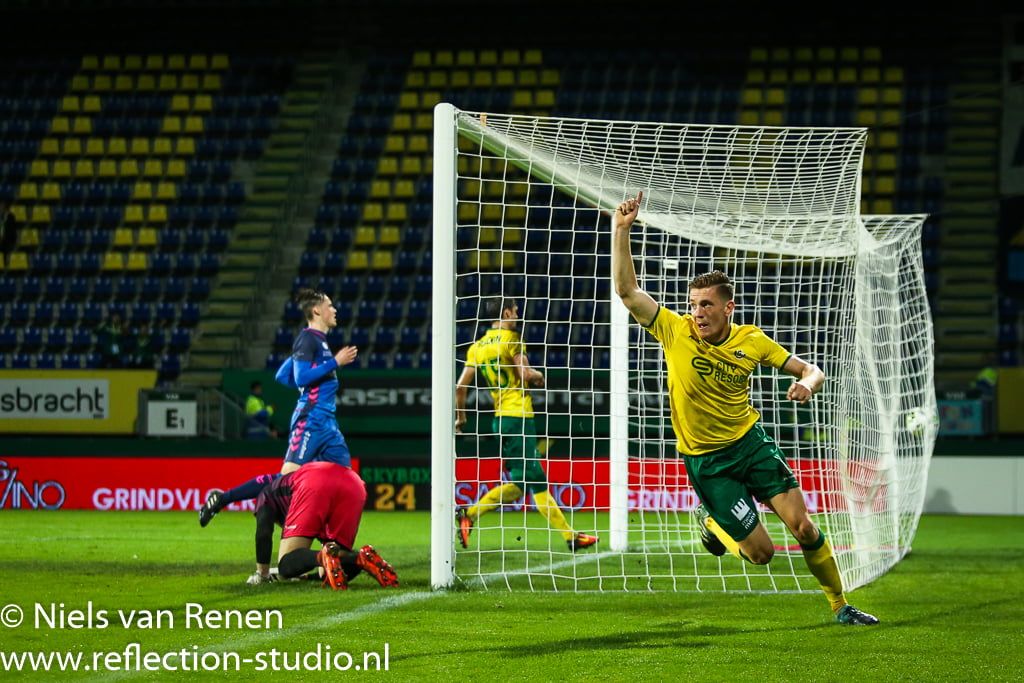 Fortuna Sittard 3 Go Ahead Eagles 0