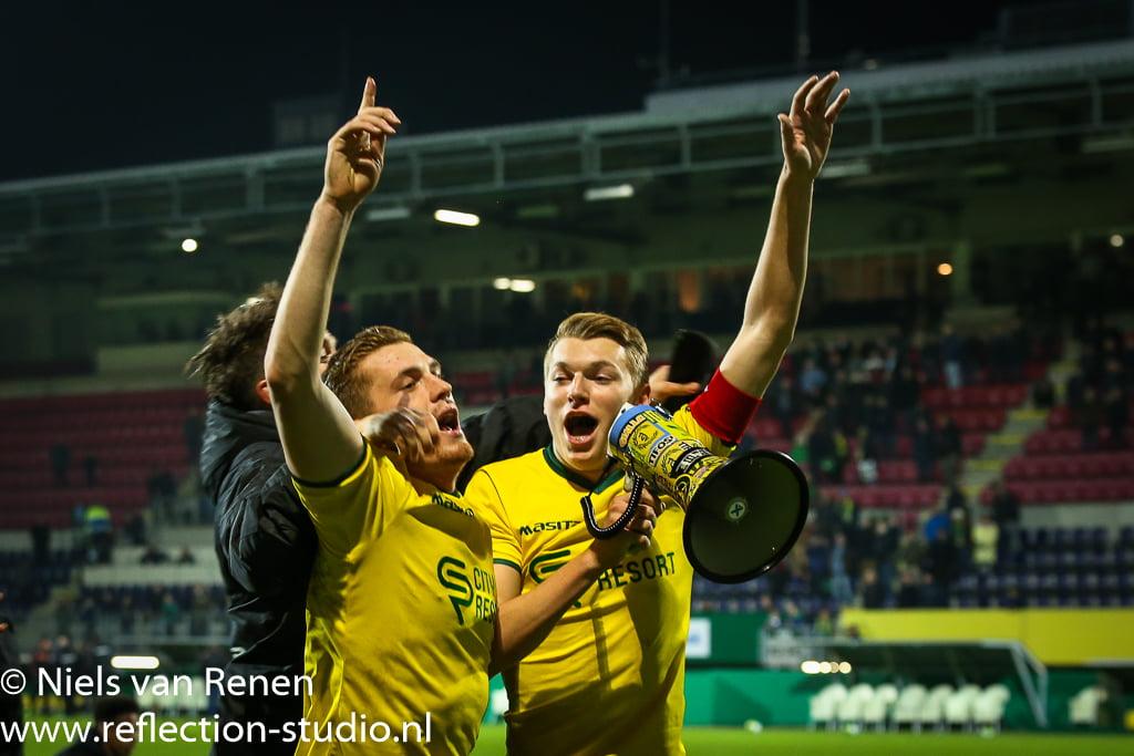 Fortuna Sittard 4 FC Oss 0