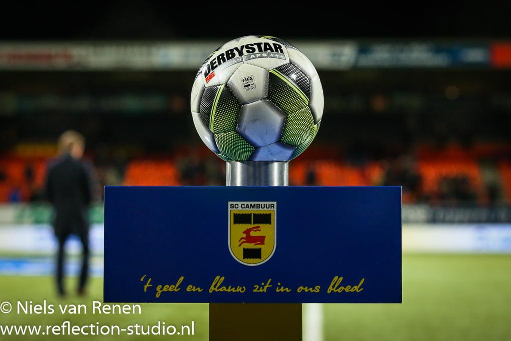 Cambuur Leeuwarden 1 Fortuna Sittard 0