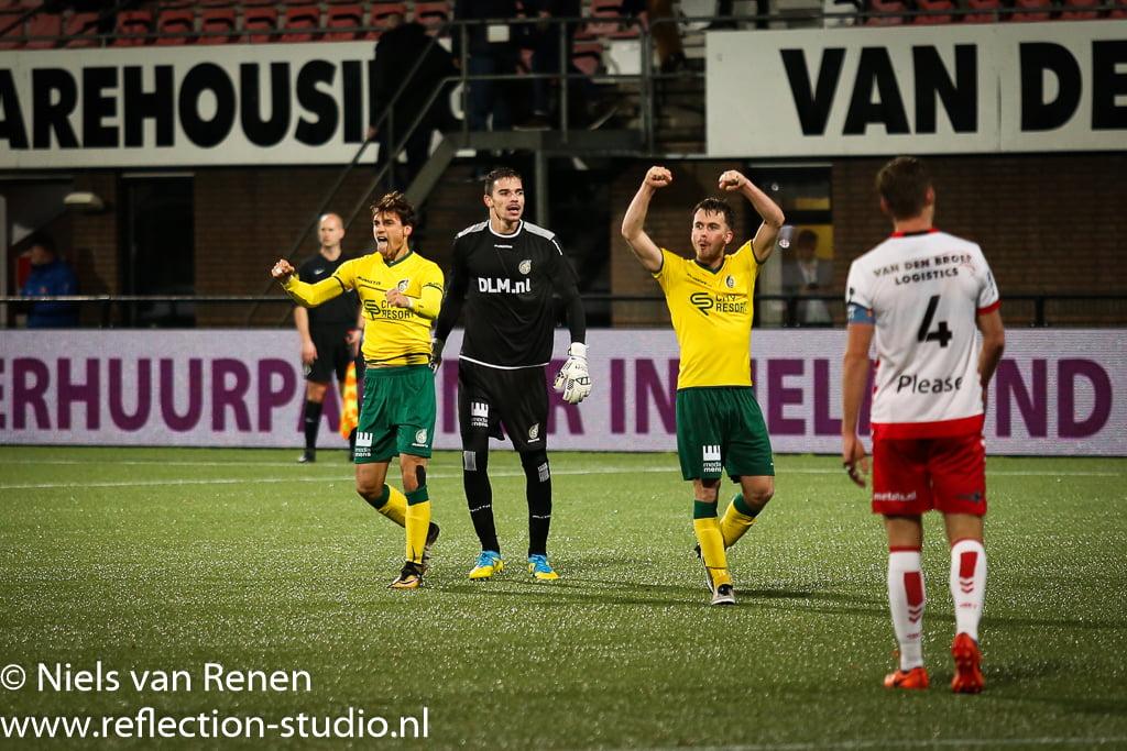 Helmond Sport 1 Fortuna Sittard 3