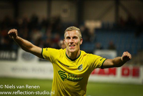 Extra oefenduel: BVV Barendrecht