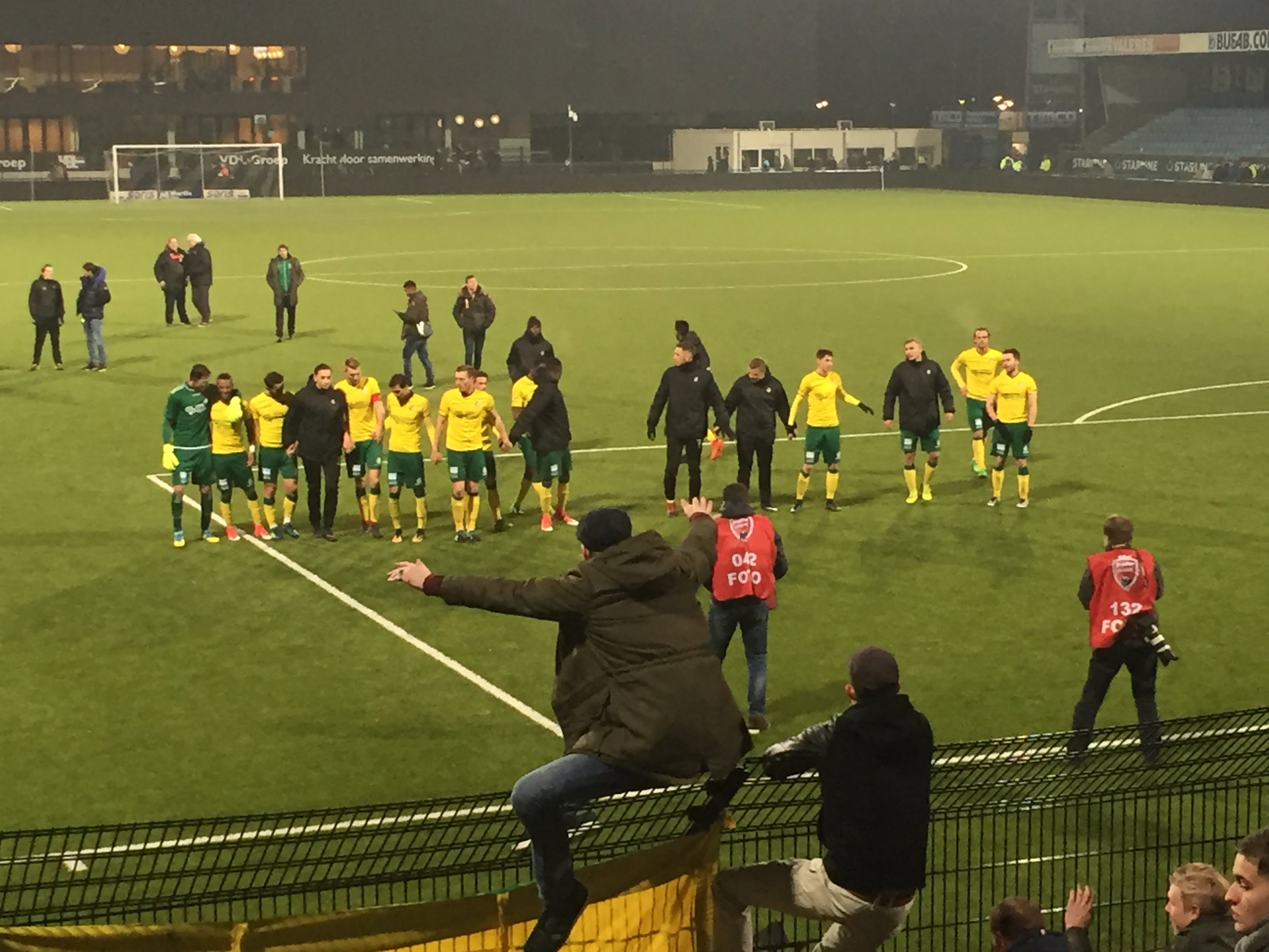 Jong PSV 2 Fortuna Sittard 3
